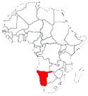 namibia in afrique