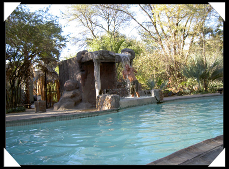 photo nata lodge sowa sua pan Botswana