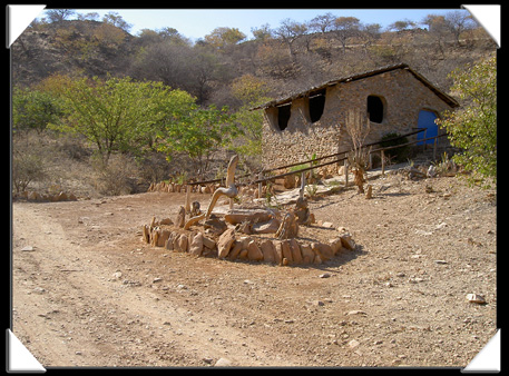 Kunene Rest Camp Village
