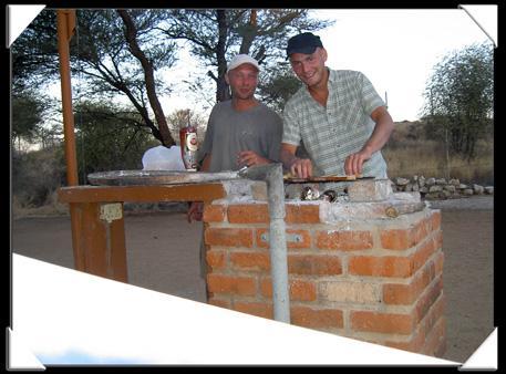 acacia park en namibie