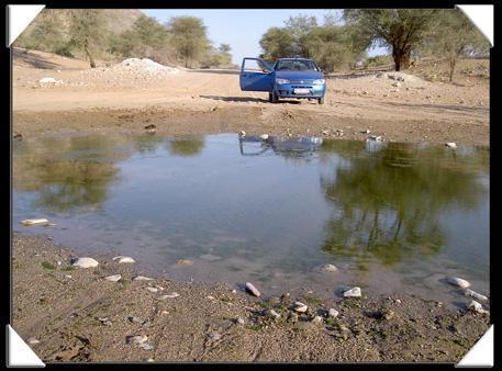 entre Twylfelfontein et Sesfontein