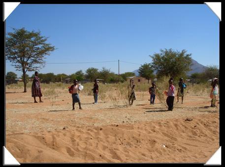 enfant Namibien