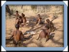 peuple san bushmen Namibie