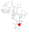zimbabwe in Afrique
